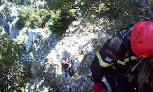 Θρίλερ με ορειβάτη στα Ιωάννινα
