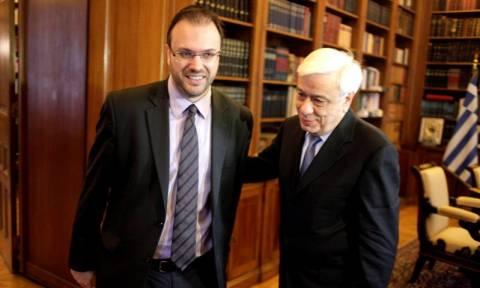 Παυλόπουλος: Στα μεγάλα και σημαντικά χρειάζεται συνεννόηση