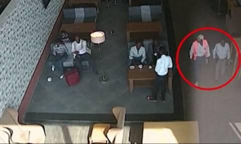 Κάμερα ασφαλείας «συνέλαβε» τον βομβιστή του αεροπλάνου στη Σομαλία