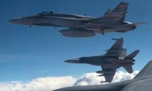 Ο Καναδάς διακόπτει τη συμμετοχή στις αεροπορικες επιχειρησεις εναντίον του ΙΚ