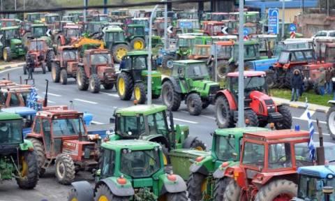 Μπλόκα αγροτών: Ανοιχτά σήμερα τα Τέμπη - Κλειστά επ΄αόριστον από την Τρίτη