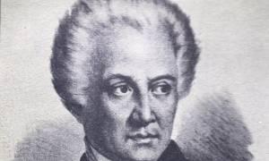 Σαν σήμερα το 1857 πέθανε ο εθνικός μας ποιητής Διονύσιος Σολωμός