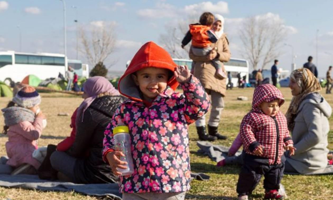 Η Ευρώπη θέλει αποθήκες ανθρώπων και τάφους πνιγμένων προσφυγόπουλων στην Ελλάδα!