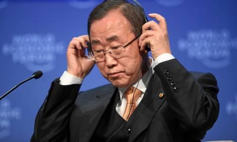 Η Ρωσία κατηγορεί τον Μπαν Κι-μουν για «μεροληπτικές» δηλώσεις σχετικά με τη συριακή κρίση