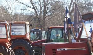 Ένταση στον Προμαχώνα – Βούλγαροι οδηγοί έσπασαν τα αγροτικά μπλόκα