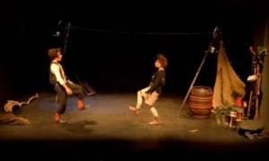 Vagor & Bellavita από την ομάδα Dromocósmicas στο Θέατρο Τ