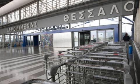 Μπλόκα αγροτών: Κλείνει και το αεροδρόμιο «Μακεδονία»