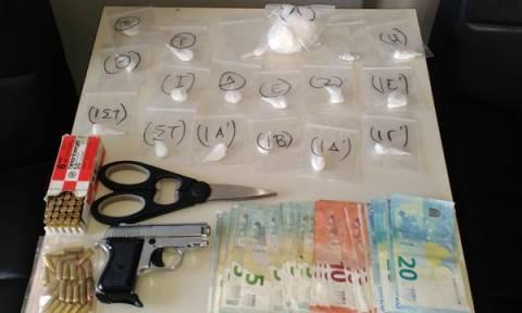 Συνελήφθη για ναρκωτικά ο Διευθυντής των φυλακών Τρικάλων