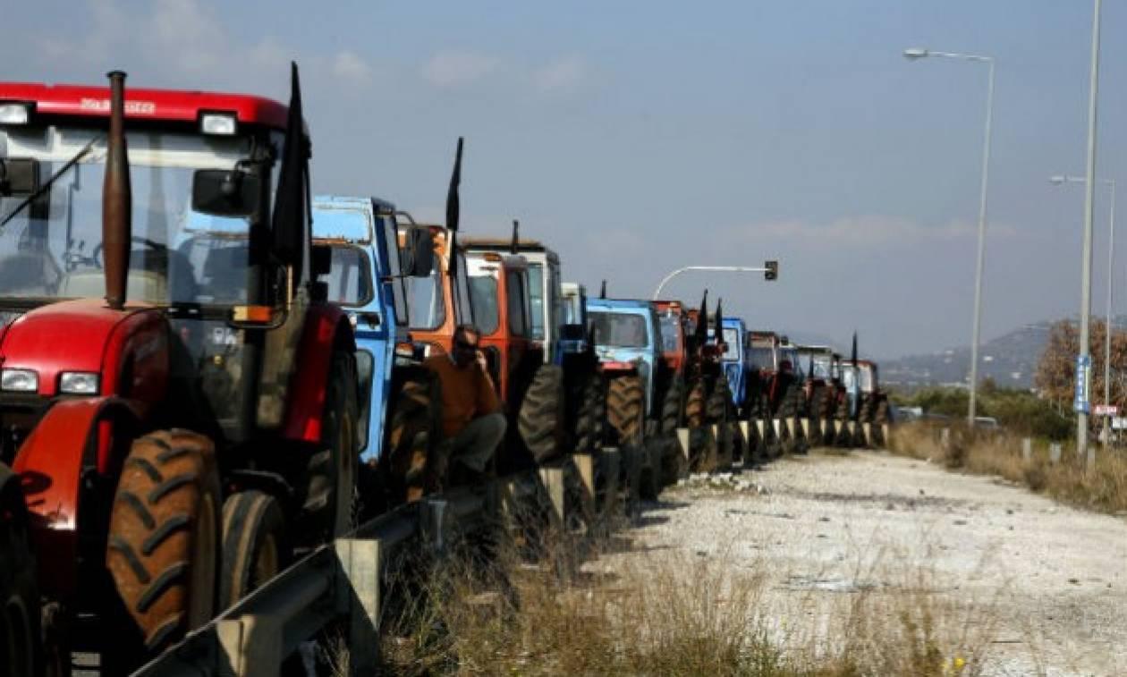 Μπλόκα αγροτών: Πλήρης και επ΄αόριστον αποκλεισμός των ελληνοβουλγαρικών συνόρων από την Τετάρτη