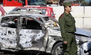 Δαμασκός: Το Ισλαμικό Κράτος πίσω από την επίθεση με παγιδευμένο αυτοκίνητο
