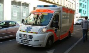 Γαλλία: Άνδρας τραυματίστηκε σοβαρά από πτώση καμινάδας