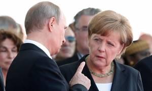 Κρεμλίνο προς Μέρκελ: Να προσέχει τα λόγια της