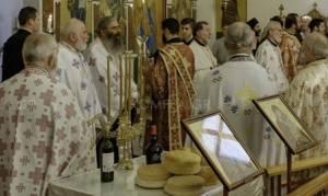 Η εορτή του Αγίου Χαραλάμπους στην Μελβούρνη