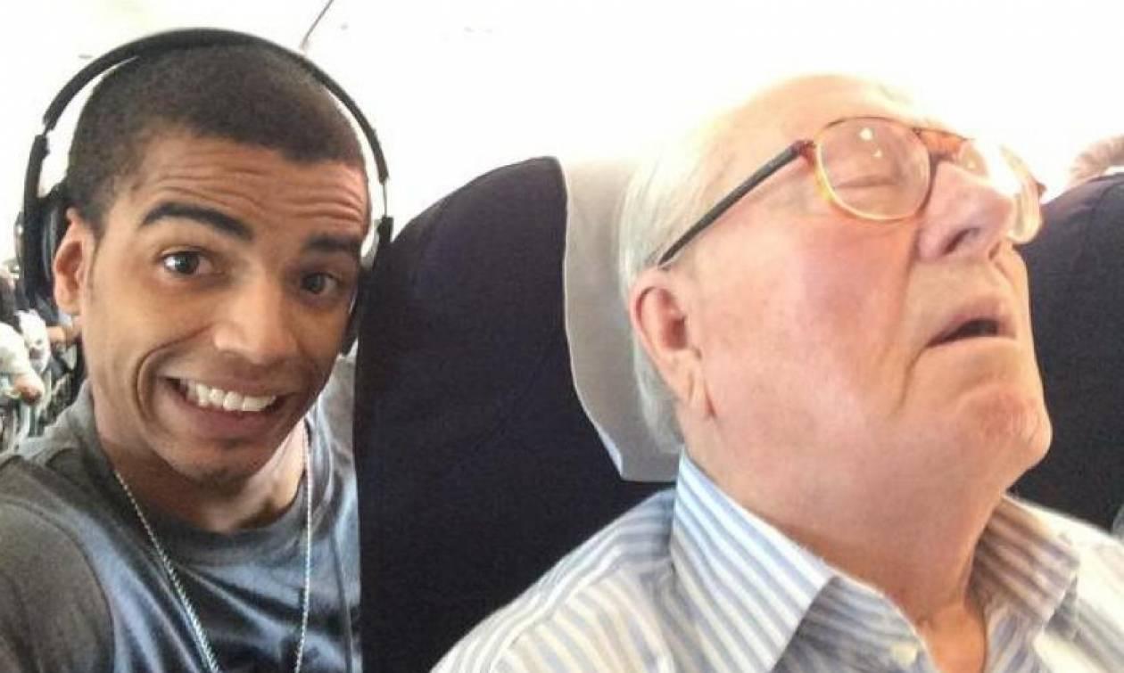 Καταδικάστηκε ο χορευτής που τράβηξε «σέλφι» με τον Ζαν-Μαρί Λεπέν την ώρα που κοιμόταν
