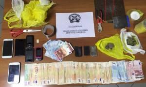 Χαλκίδα: Εξαρθρώθηκε ομάδα που διακινούσε ποσότητες ναρκωτικών