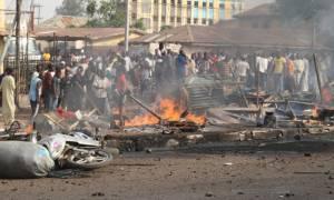 Νιγηρία: Τουλάχιστον 60 άνθρωποι σκοτώθηκαν από βομβιστικές επιθέσεις