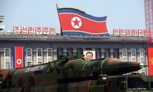 Ιαπωνία: Το Τόκιο ανακοίνωσε νέες κυρώσεις μετά την εκτόξευση ενός πυραύλου από την Πιονγκγιάνγκ