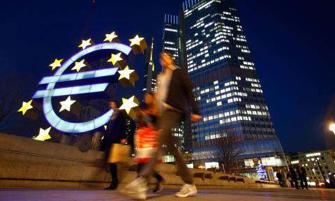 Ενίσχυση του ευρώ στην αγορά συναλλάγματος