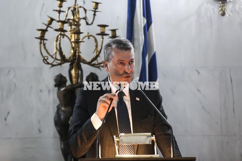 Λιλλήκας: Αντί να διαπραγματευόμαστε ανατροπή της κατοχής, διαπραγματευόμαστε κατάλυση του Κράτους!