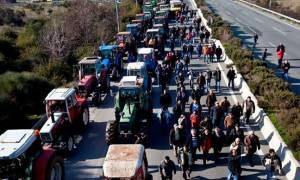 Μπλόκα αγροτών: Άρχισε η αντίστροφη μέτρηση για την απόβαση των αγροτών στην Αθήνα
