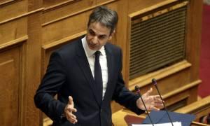 ΝΔ: Επαφές Μητσοτάκη στις Βρυξέλλες για τις ελληνικές θέσεις