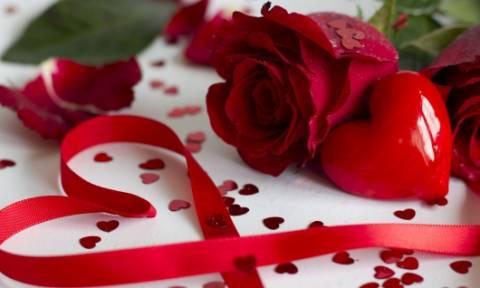Valentine's Day 2016: Δες πόσο ταιριάζεις με τον Βαλεντίνο σου!