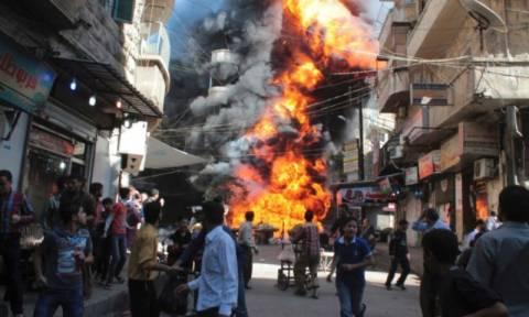 Ρωσία: Σε εξέλιξη συνομιλίες για κατάπαυση του πυρός στη Συρία