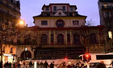 Ανοίγει ξανά το Bataclan μετά το μακελειό στο Παρίσι
