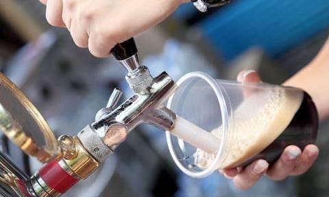 Η Σλοβενία φτιάχνει το πρώτο συντριβάνι μπύρας στην Ευρώπη