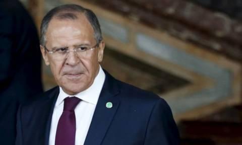 Λαβρόφ: Κάναμε «συγκεκριμένη» πρόταση για κατάπαυση του πυρός στη Συρία