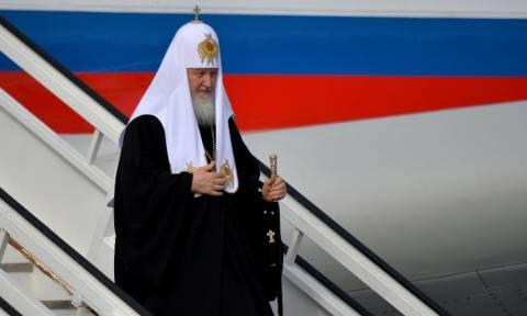Κούβα: Ιστορικής σημασίας συνάντηση του Ρώσου Πατριάρχη Κυρίλλου με τον πάπα Φραγκίσκο