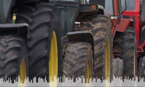 Αγρότες: Ακινητοποιημένοι οι αγρότες στον Ισθμό
