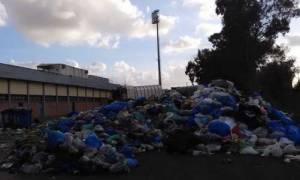 Λύση για τα σκουπίδια της Ηλείας: 4.500 τόνοι μεταφέρονται στην Αιτωλοακαρνανία