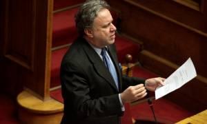 Προκαλεί ο Κατρούγκαλος: Η μαγκούρα του Γκόρτσου δεν είναι σύμβολο Δημοκρατίας αλλά μικροπολιτικής!