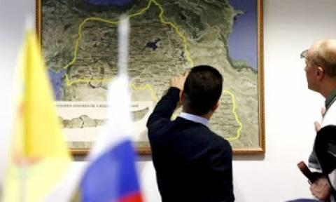 Αποκάλυψη: Ο χάρτης που προκάλεσε πανικό στην Άγκυρα!