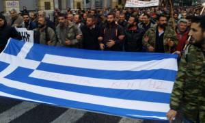 Αγρότες Σύνταγμα: Και η Κρήτη στη «μάχη» - «Πότε θα κάνει ξαστεριά» (video+photos)