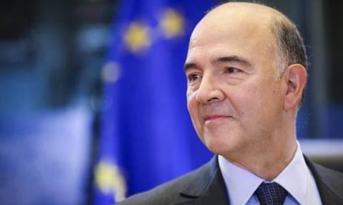 Μοσκοβισί: Δεν είναι θέμα της Ευρωπαϊκής Επιτροπής ο ΦΠΑ στην ιδιωτική εκπαίδευση