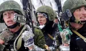 Αύξηση της παρουσίας του ρωσικού στρατού στην Κριμαία