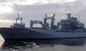 Απέπλευσε το καναδικό πλοίο που θα συμμετάσχει στη νατοϊκή δύναμη του Αιγαίου