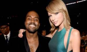 Taylor Swift VS Kanye West: Ο πόλεμος των δύο stars μόλις ξεκίνησε!
