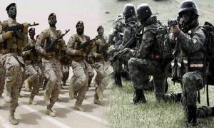 Ασκηση με την κωδική ονομασία North Thunder του στρατού της Σ.Αραβίας (pics)