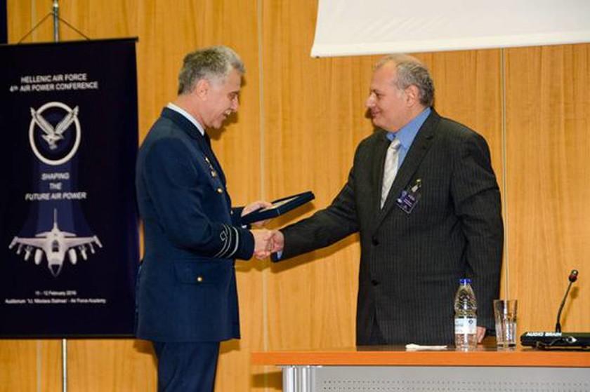 Ολοκλήρωση Εργασιών 4oυ Συνεδρίου Αεροπορικής Ισχύος (pics)