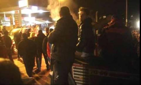 Μπλόκα αγροτών: Μέχρι τις 23:00 κλειστός ο δρόμος Τρίπολης – Κορίνθου στα διόδια της Νεστάνης