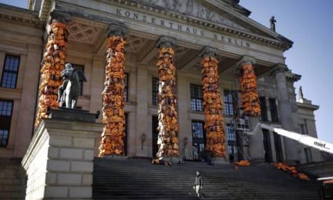 Ai Wei Wei: Ευρώπη αυτός είναι ο πολιτισμός σου! (video)