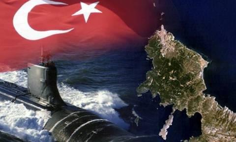 Αδιανόητη τουρκική αμφισβήτηση στο Αιγαίο