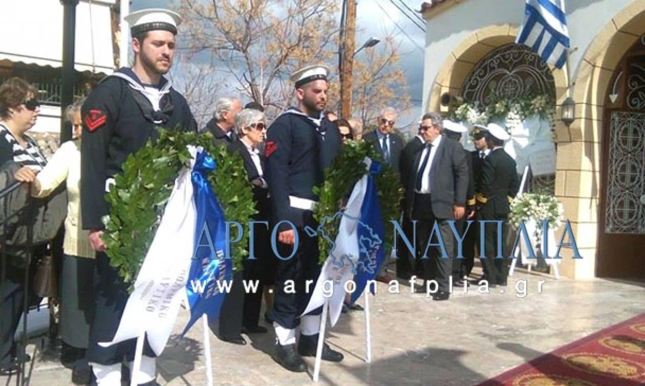 Πτώση ελικοπτέρου: Ράγισαν καρδιές στην κηδεία του συγκυβερνήτη (pics)