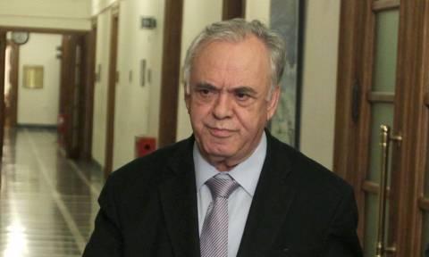 Δραγασάκης: Οι προτάσεις Τόμσεν είναι καταστροφικές και εκτός συμφωνίας