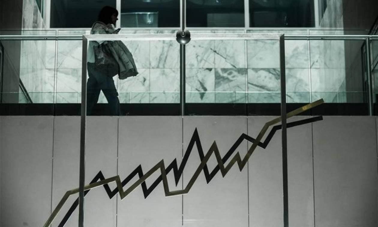 Χρηματιστήριο: Ράλι τραπεζών - Ανοδος 6,60% του ΓΔ