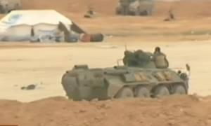 Αποκλειστικό CNN: Στην πρώτη γραμμή μάχης κατά του ISIS