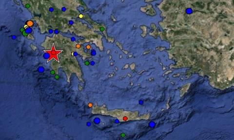 Σεισμός Ηλεία: Επιφανειακός με έντονο βουητό και διάρκεια